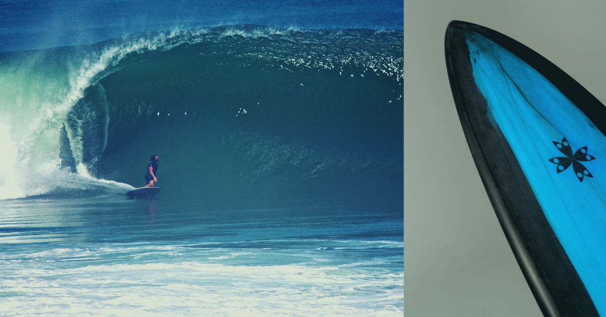Midnight Lightning Classic Single Fin