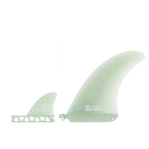 "KYE FITZ 7.0"" SINGLE FIN + 2.44"" SIDES"