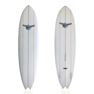 7'0 Mid Length Cosmic Twin Fin