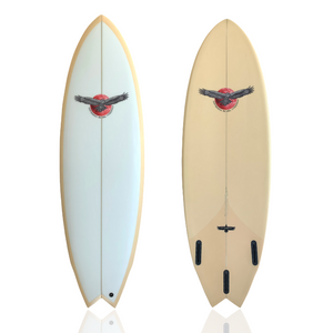 Joel Fitzgerald Surfboards Space Hawk