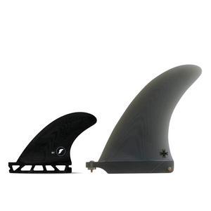 Joel Fitzgerald Single Fin plus Futures SB1 Side Bite fin set