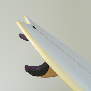 Futures Rasta Twin Fin + Stabiliser
