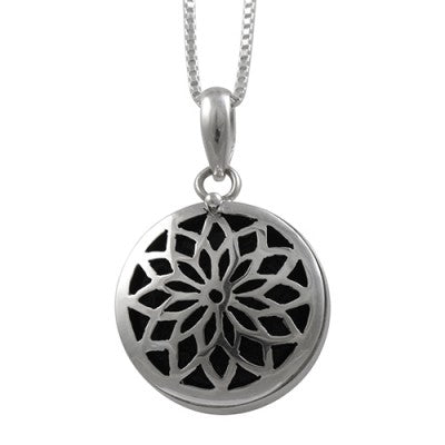 Tree of Life Aromatherapy Diffuser Pendant