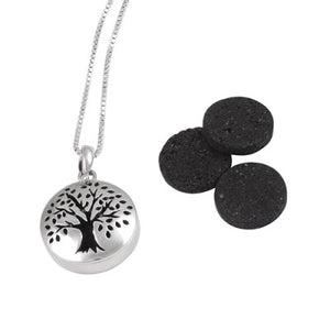 Tree of Life Aromatherapy Pendant - Sheer Envy