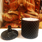 Luxe Candle Black