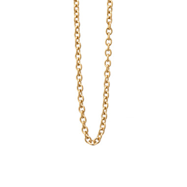 Curb Chain- Stainless Steel with IP Gold - Sheer Envy