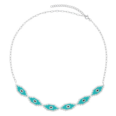 Lucky Eye Necklet - Sheer Envy