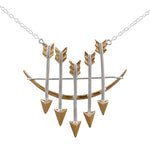 Strength Arrow Necklace