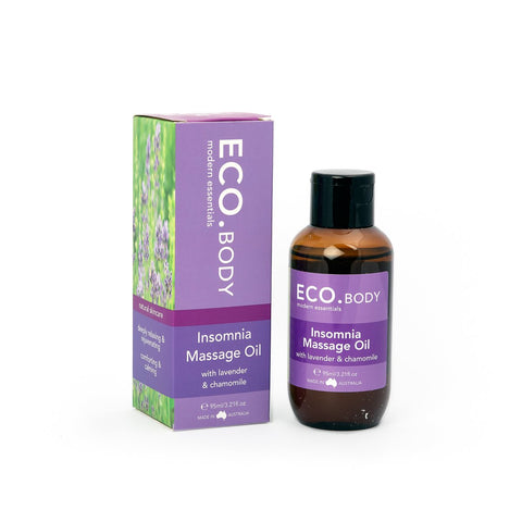 ECO Insomnia Massage Oil