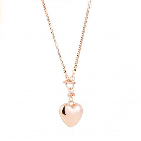 Allure Fashion Heart Fob Pendant