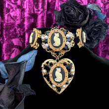 Clawdette the Countess Lolita style Baroque Choker