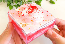 Lychee Rose Mousse Cake ★