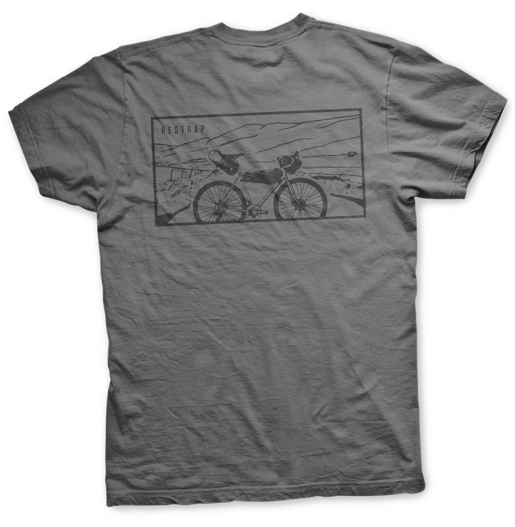 Bike-packing T-shirt