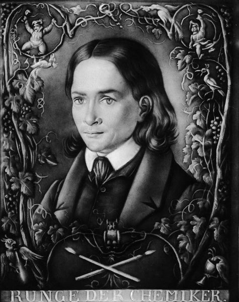 Friedlieb Ferdinand Runge: The Godfather of Caffeine