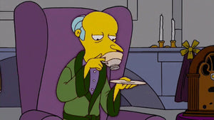 Drink Coffee And Become As Immortal as Mr. Burns... or Almost!