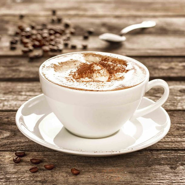 The perfect Cappuccino - Your Magic Mug