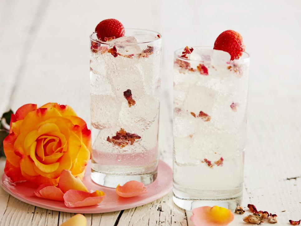 Rosewater Gin and Tonic | Your Magic Mug