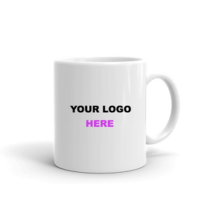 Personalized Ceramic Mugs - Add Your Own Design, Logo or Picture