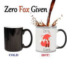 Zero Fox Given | Your Magic Mug