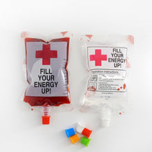 Reusable Funny Blood Pouch - 20 pcs