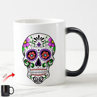 Sugar Skull | Your Magic Mug