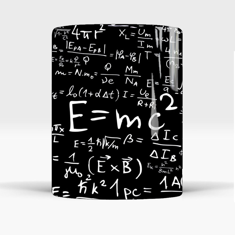 E = mc 2 | Your Magic Mug