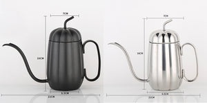 Cucurbit Pour-Over Goose-neck Coffee Pot | Your Magic Mug