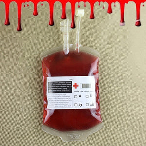 Reusable Blood Pouch - 1 piece