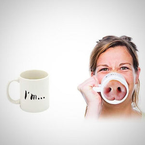 I Am A Pig | Your Magic Mug