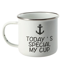 Enamel Mugs - Ocean and Pirates Collection