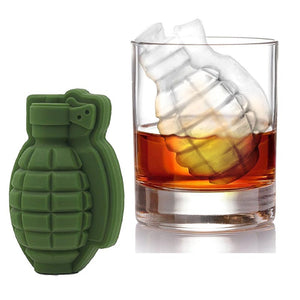 3D Grenade Ice Tray | Your Magic Mug