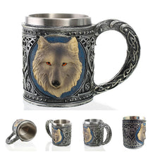 """Vikings, Monsters and Magical Friends"" Collection Tankards (25 different styles)"