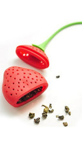 Strawberry Silicone Tea Infuser | Your Magic Mug