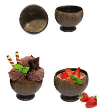 Natural Coconut Shell Bowl