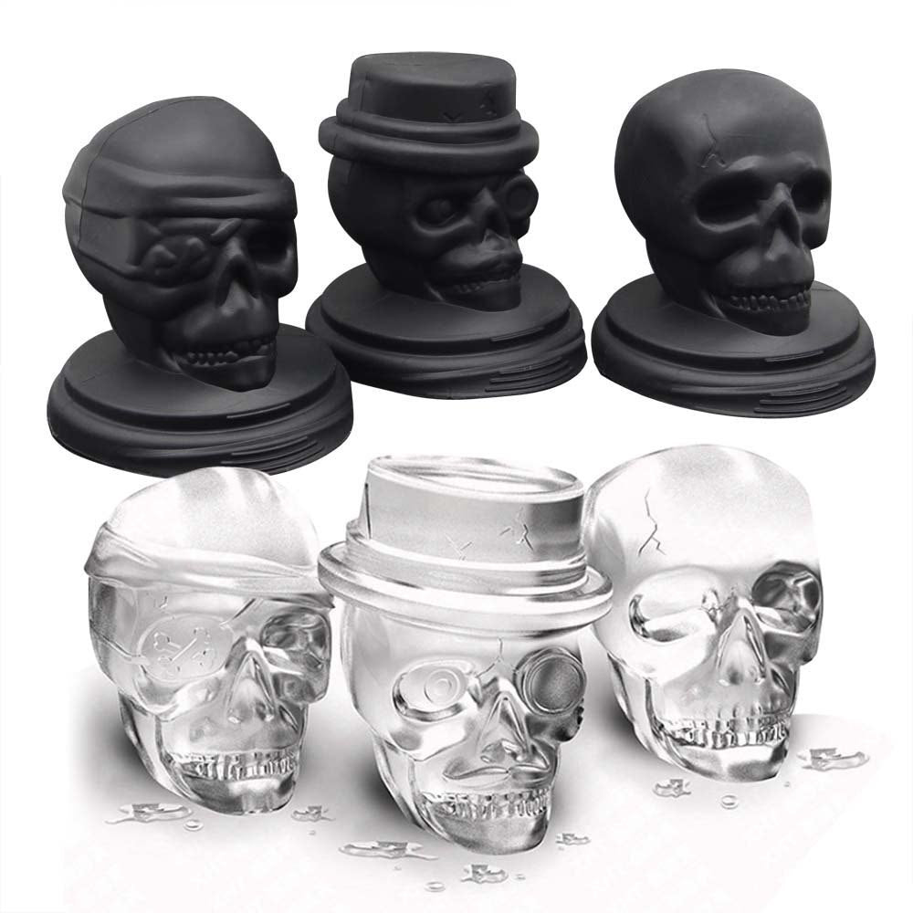 Skulls Ice Tray | Your Magic Mug