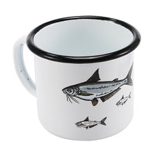 Enamel Mugs - Animals & Plants Collection Fishes | Your Magic Mug