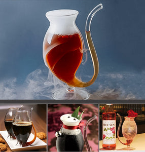 Creative Cocktail Glasses - Set of 4 | Your Magic Mug