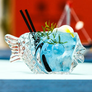 Fish Bowl Cocktail Glass | Your Magic Mug
