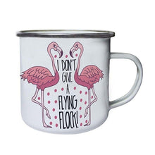 I Don't Give A Flying Flock - Unbreakable Camping Mug Enamel Mug | Your Magic Mug