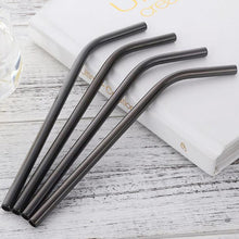 Stainless Steel Straws with Cleaning Brush