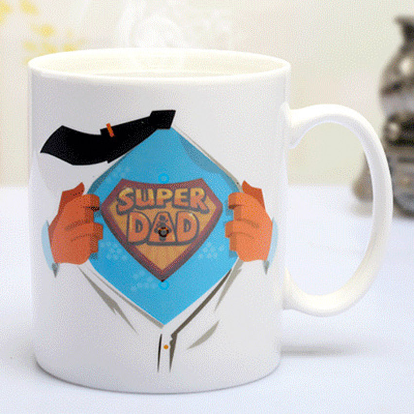 Super Dad | Your Magic Mug