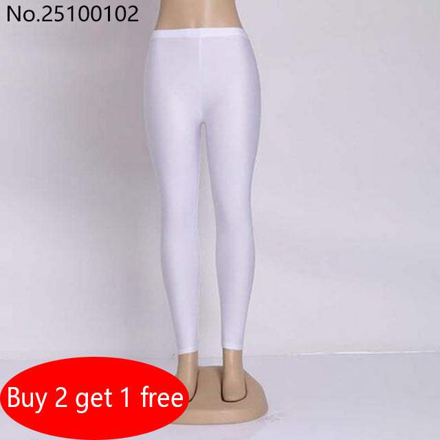 4d624c2936ea13 Solid Candy Color Neon Leggings 20 Colors – Everyday Active Wear