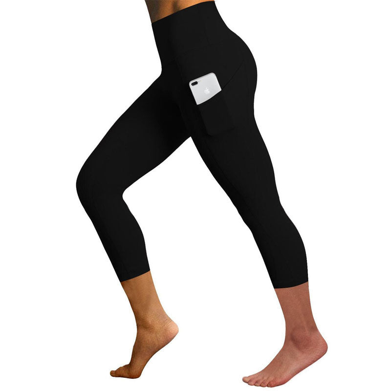 a216987209f1f3 High Waist Out Pocket Athleisure Yoga Leggings – Everyday Active Wear