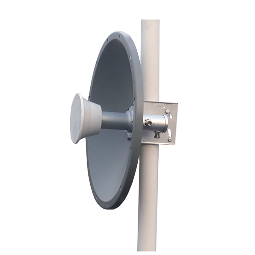 Wireless 5GHz 25dBi 2x2 Dual Polarization Parabolic Dish Antenna