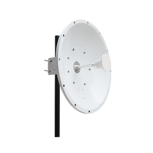 2.3-2.7GHz Dual Pol 24dBi high gain Dish Antenna 2-Pack  RPSMA connector