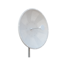 Copy of 2.3-2.7GHz 27dBi Parabolic 3 feet Dual pol Dish Antenna with Reduced Wind Load 1-pack