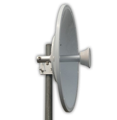 5GHz Dual Pol 30dBi high gain Dish Antenna 2-Pack