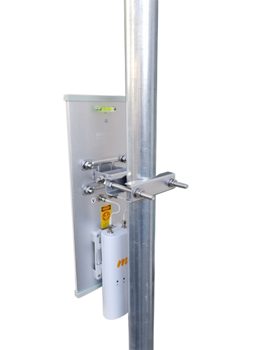 5GHz 17dBi 90° Dual Pol Sector Antenna for Ubiquiti Rocket