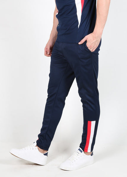 Blue Trackpants