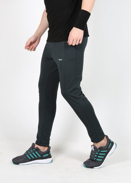 Charcoal Black Trackpants